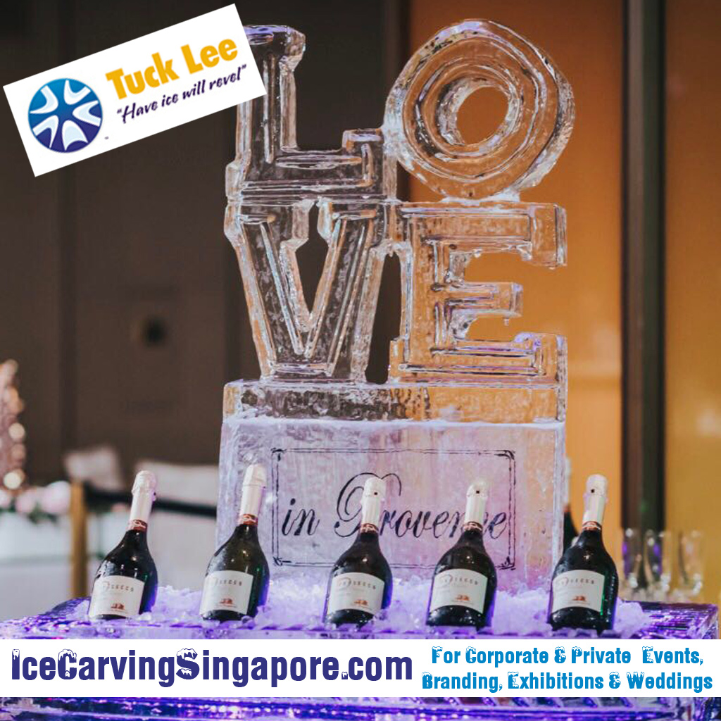 Ice Carving Services Singapore | Ice Sculptor in Singapore