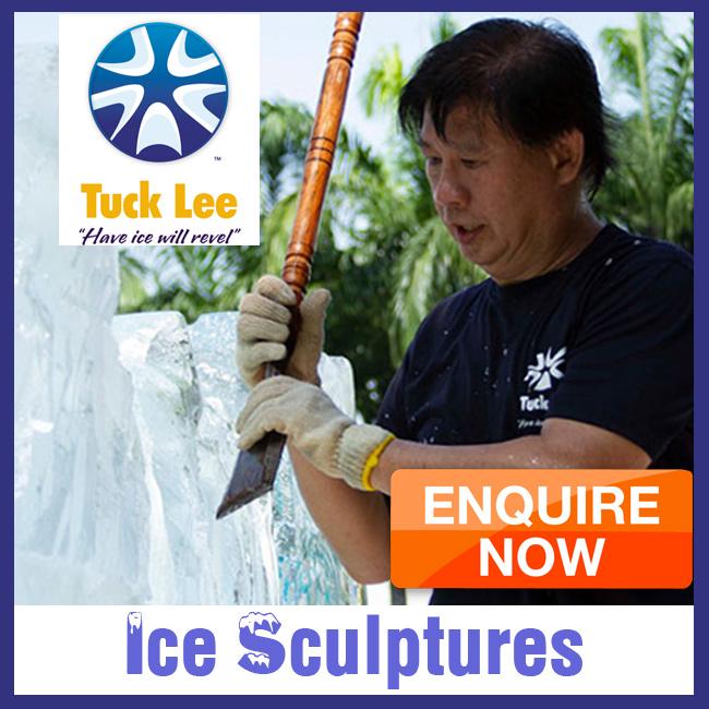 ice sculptor singapore